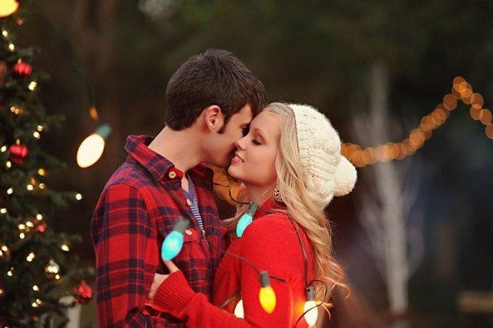 Привітання з Новим роком у віршах коханим