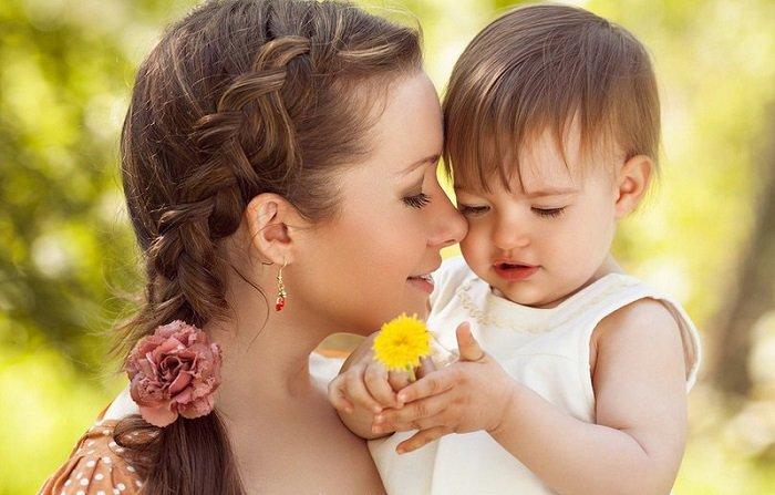 Вірші для мами на 8 березня