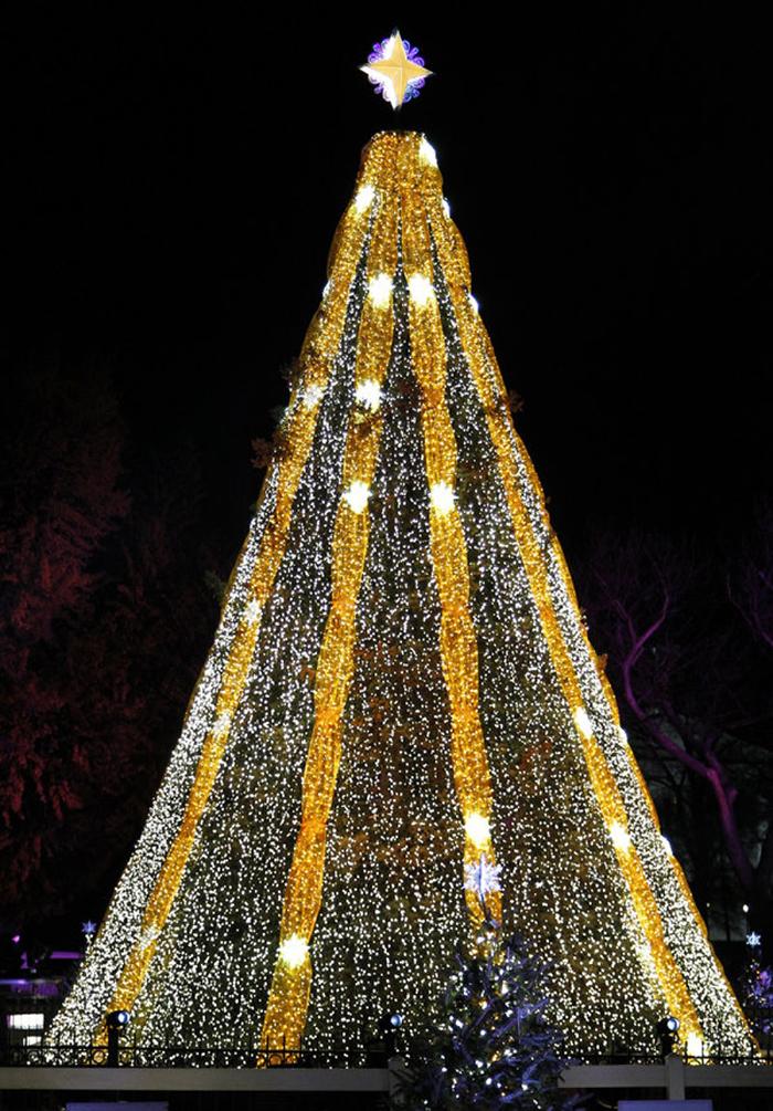 Главные новогодние елки мира. Самые красивые рождественские елки, фото 9