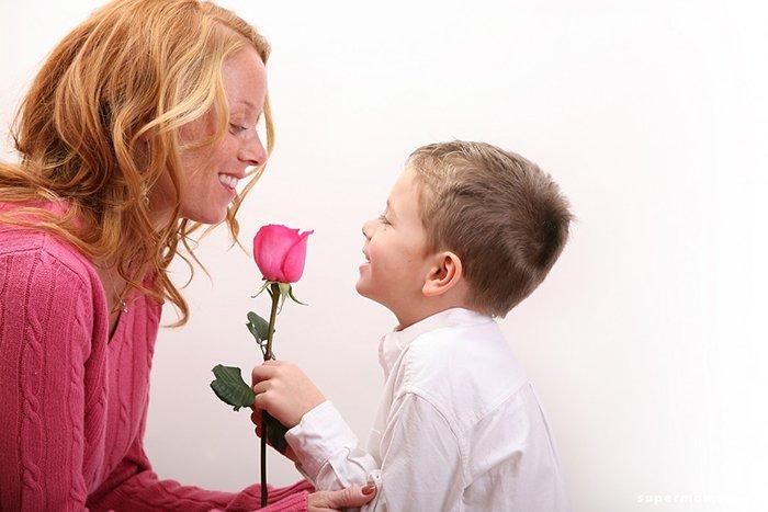 Привітання своїми словами для мами