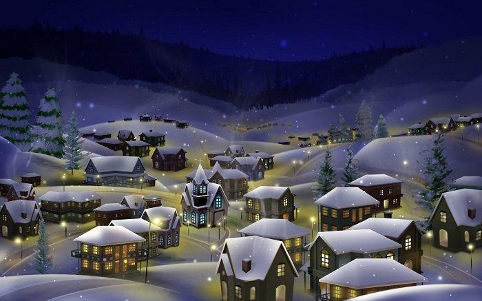 Різдвяні привітання у віршах