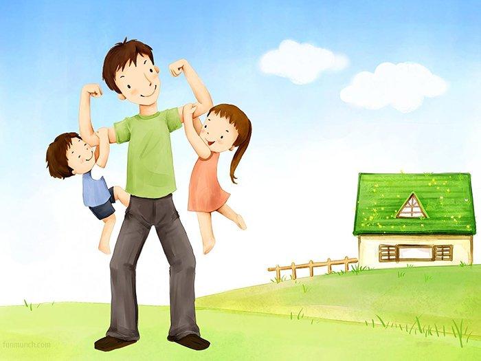 День тата - найкращі привітання