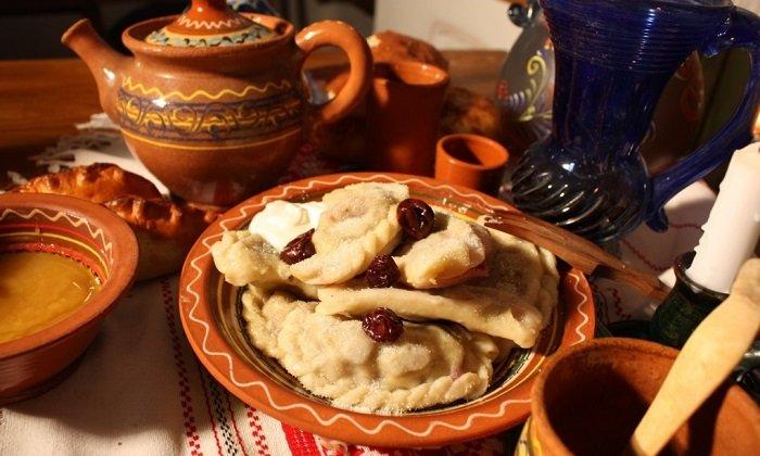 Праздничные блюда на Андреевские вечерницы