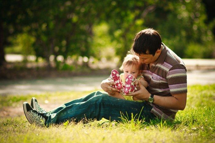 Поздравления папе от дочки