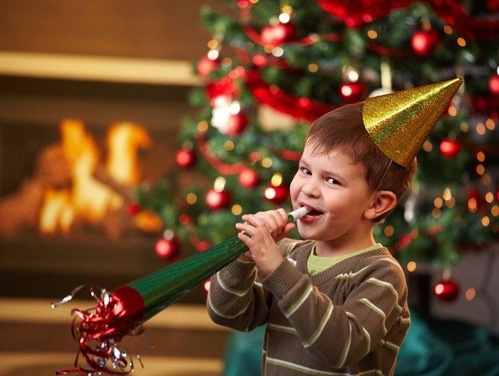 Привітання з Новим роком у віршах друзям