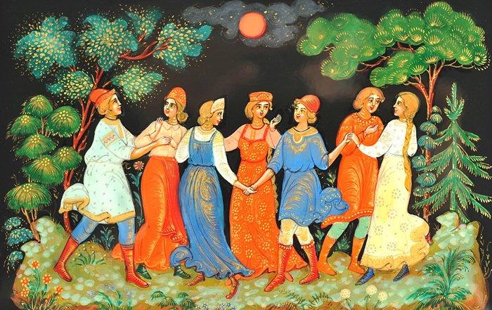 Нумо співати — весну закликати!