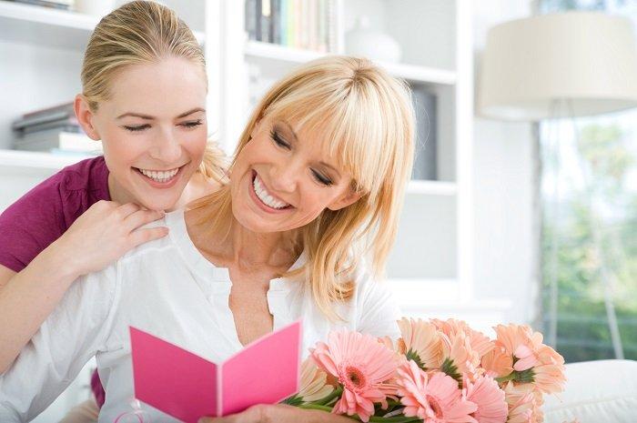 Вірші для мами на День народження