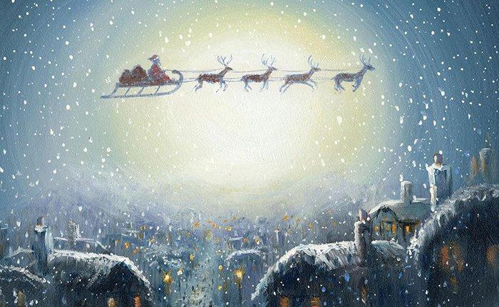 Интересные факты про Новый год и Рождество