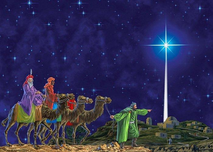 Рождественский сценарий для детей, фото 6