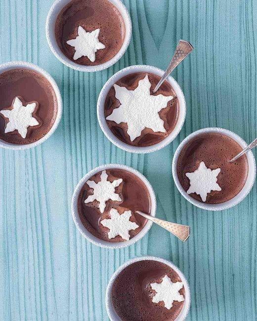 Сніжинки в каві, фото 1