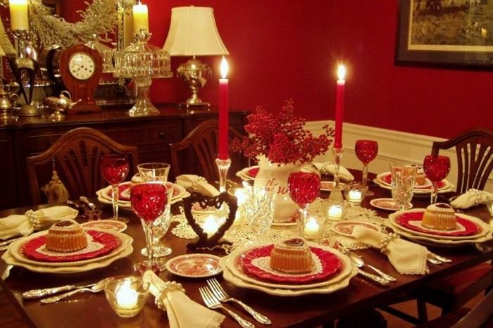 Сервіруємо новорічний стіл в рік Мавпи, фото 1