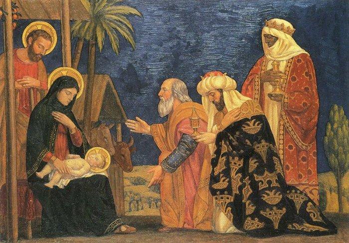 Рождественский сценарий для детей, фото 7