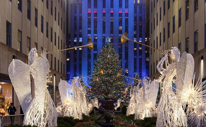 Главные новогодние елки мира. Самые красивые рождественские елки, фото 4