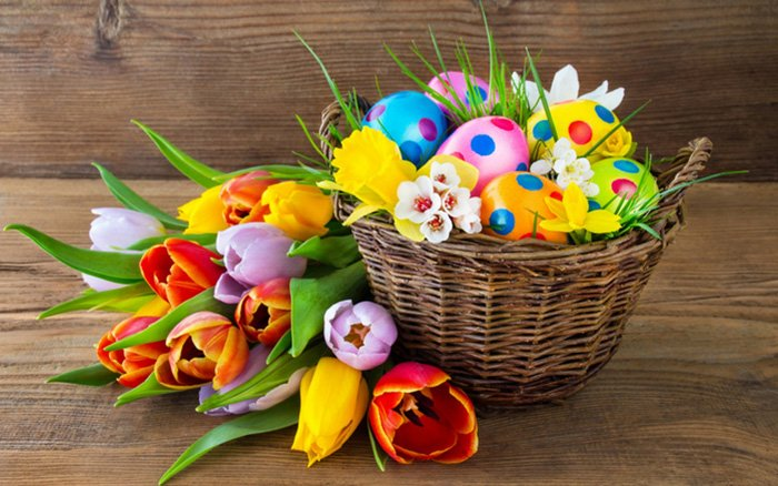 Побажання на Великдень українською мовою