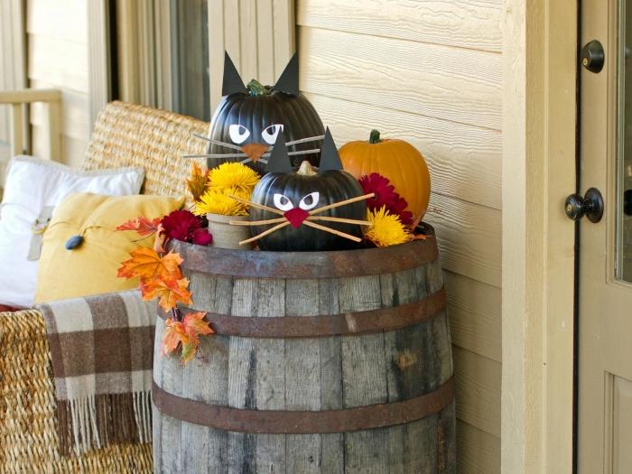 Декор на Хэллоуин своими руками, фото 7
