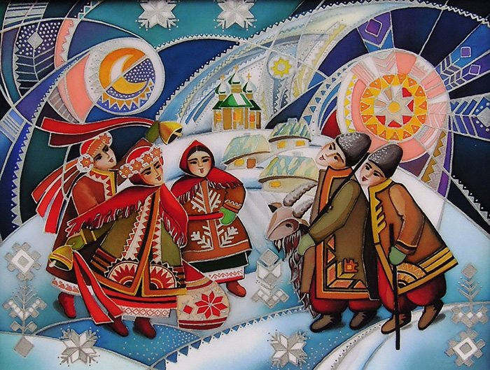 Різдвяний сценарій для дітей, фото 9