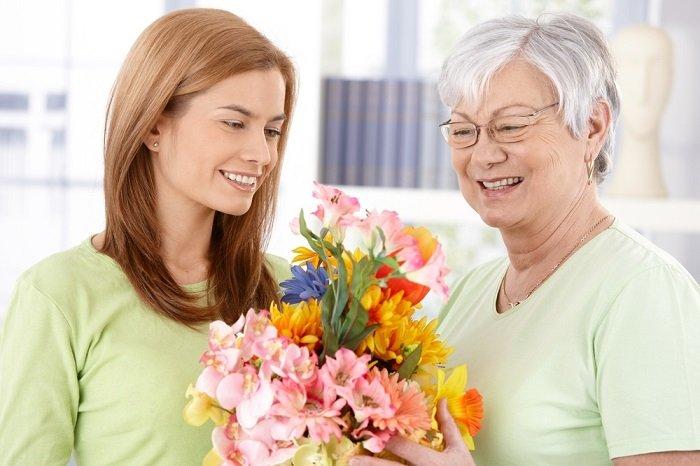 Красивые поздравления с Днем рождения бабушке