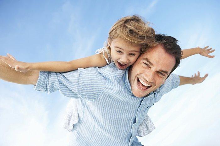 Поздоровлення для тата на День батька