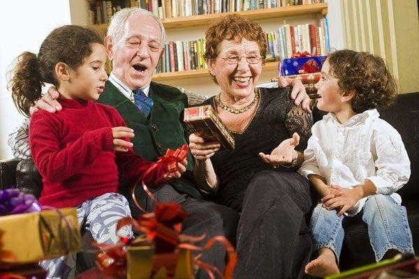 Поздравления для дедушки в прозе