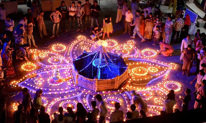 Праздник огней Дивали в Индии, фото 2