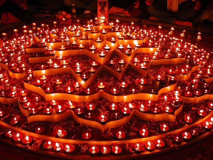 Праздник огней Дивали в Индии, фото 1