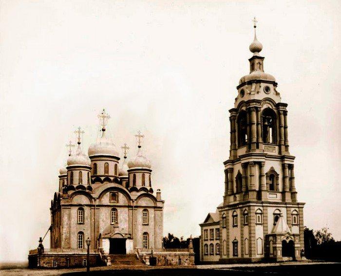 Церковь Рождества Пресвятой Богородицы в городе Муром