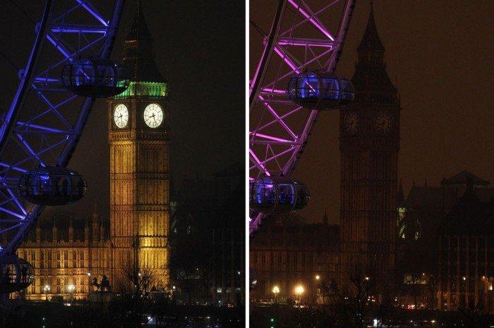 Година Землі. Лондон