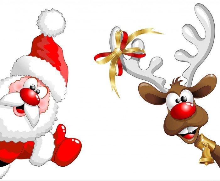 Дед Мороз – супергерой