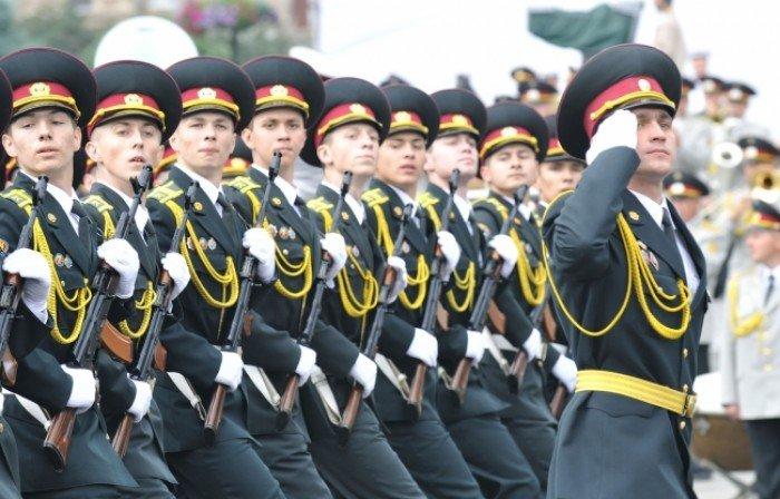 Поздравление с днем вооруженных сил Украины