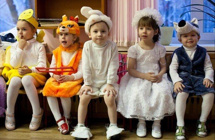 Сценарий Нового года для детей, фото 6