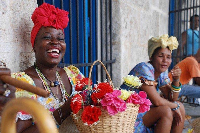 Свято 8 Березня для кубинців