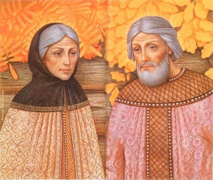 Святі Петро і Февронія
