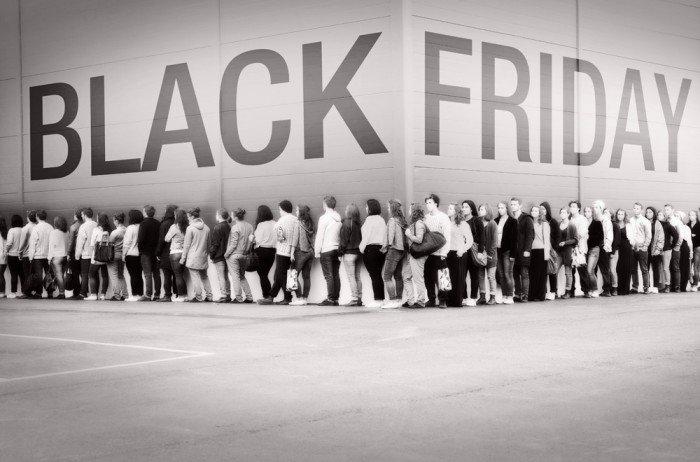День благодарения и Черная пятница