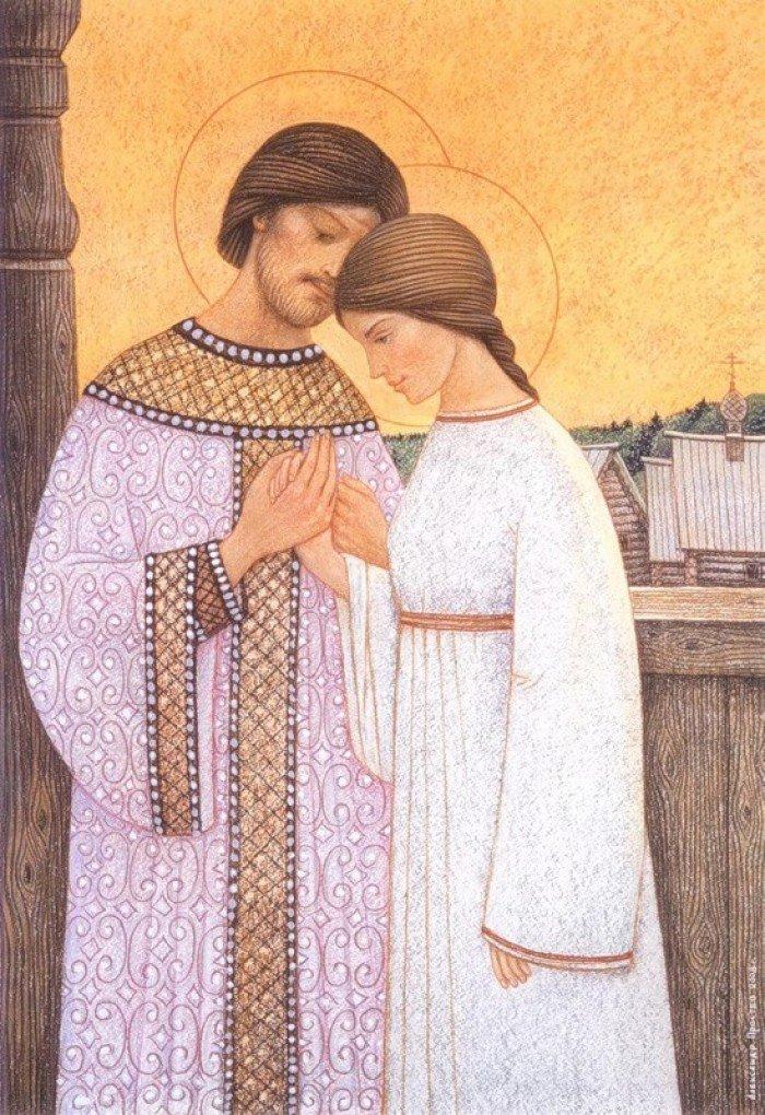День святих Петра і Февронії