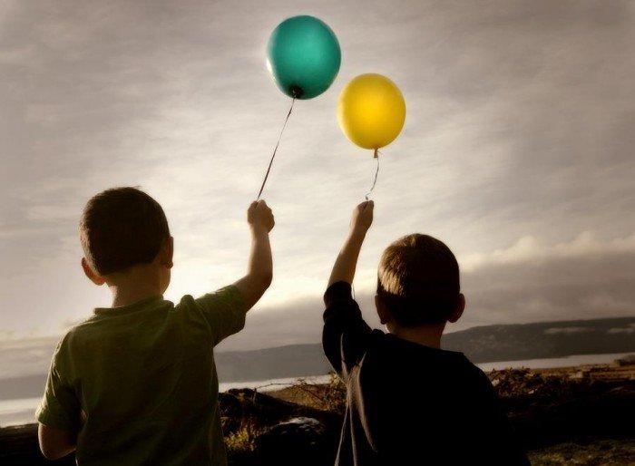 Як красиво завершити дитячий День народження