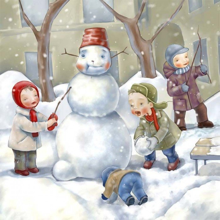 Новогодние песни для детей, фото 4