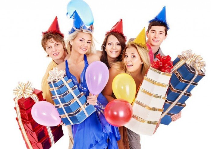 Прикольные поздравления с Днем рождения подруге