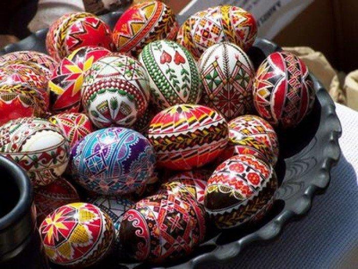 як святкують Великдень в Англії