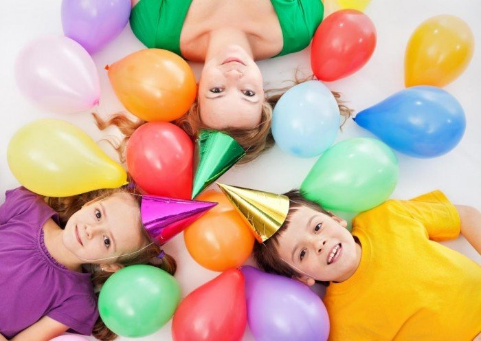 День народження вдома. Дитячі конкурси з повітряними кульками