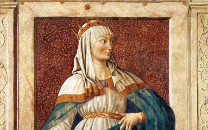 Жена персидского царя Эсфирь