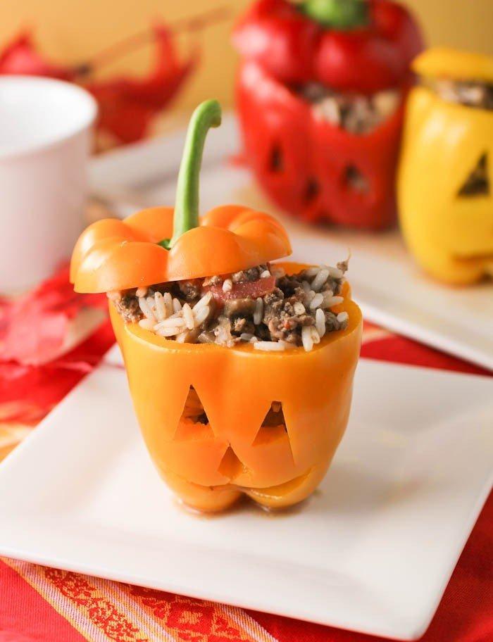 Блюда на Хэллоуин для детей