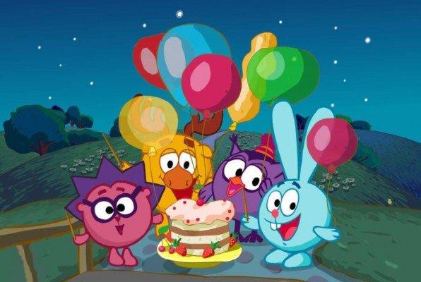 Поздравить с днём рождения стишок