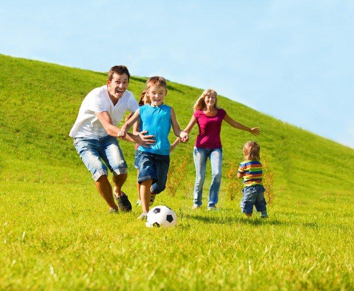 Как отпраздновать День семьи