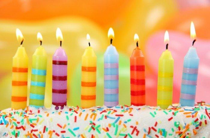 СМС-поздравления с Днем рождения
