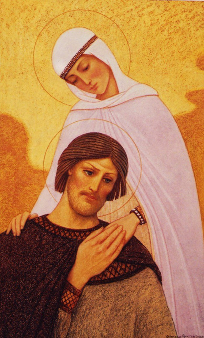 Православный День влюбленных – День святых Петра и Февронии