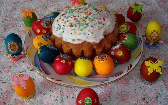 як святкують Великдень в Болгарії