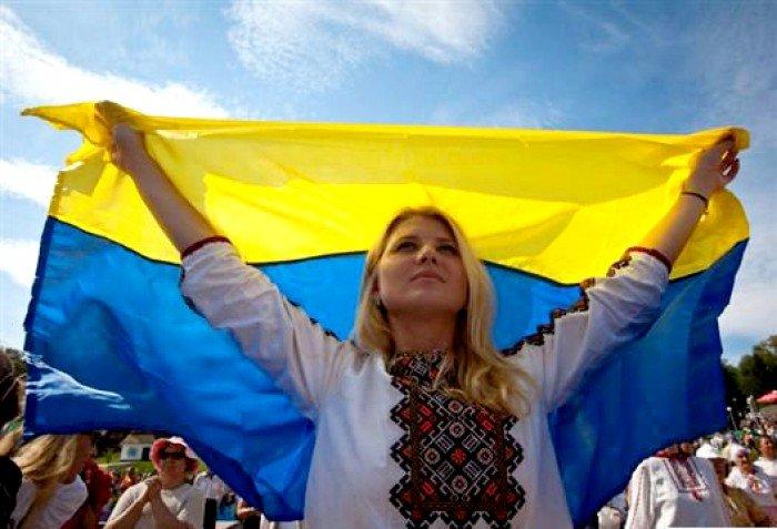 Символика украинского флага