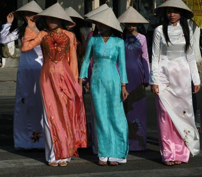 Праздник 8 Марта во Вьетнаме