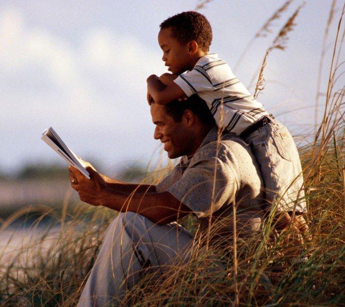 Цікаві факти про сім'ю. Скільки часу проводить тато з дітьми