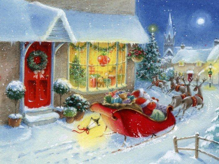 День народження Діда Мороза